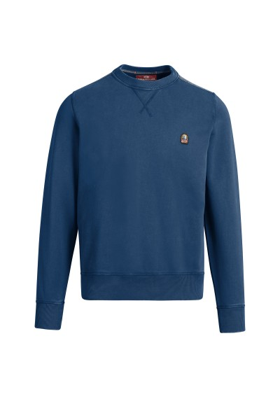 PARAJUMPERS - CALEB BASIC sweater - donker blauw Haarlem
