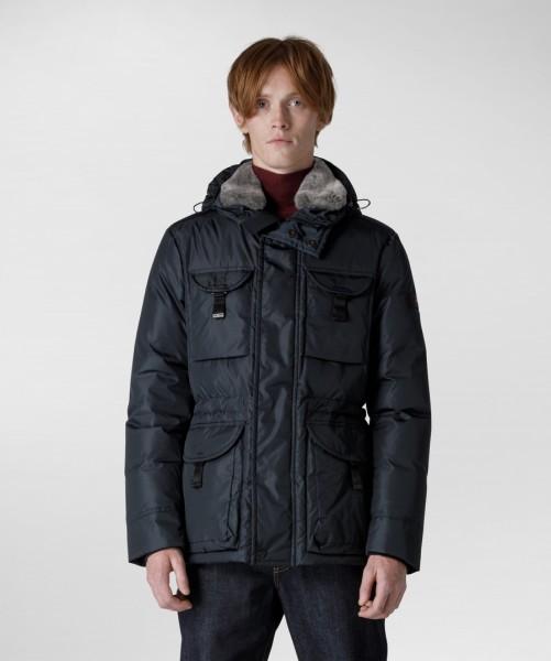 PEUTEREY - AIPTEK winterjas heren - donkerblauw