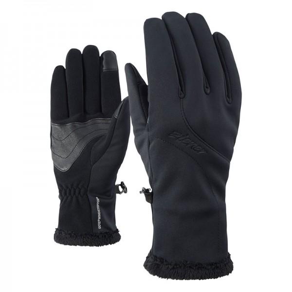 ZIENER - INOLA GTX INF TOUCH handschoen - zwart - Haarlem