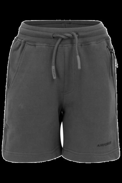 AIRFORCE - SWEAT short - grijs