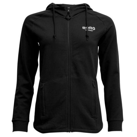 BJORN BORG - FRANCESCA sweater - zwart