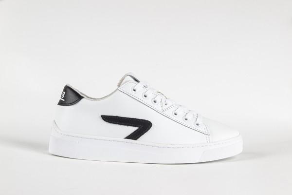 HUB Dames schoenen - Hook Lw Z-stitch wit
