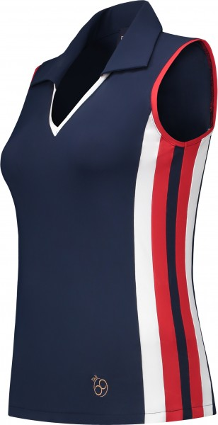 PAR 69 - BLAIR top women - donkerblauw