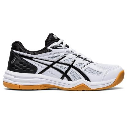 ASICS - UPCOURT 4 GS indoorschoen kids - wit