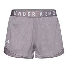 UNDER ARMOUR - PLAY UP short women - paars