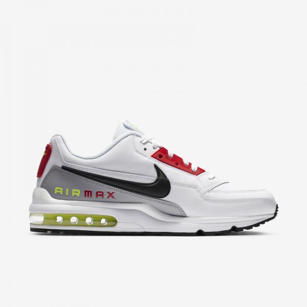 NIKE - AIR MAX LTD schoenen heren - wit