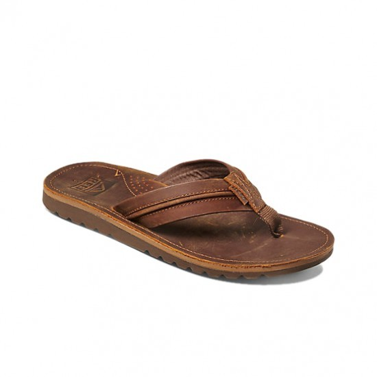REEF - VOYAGE LUX slippers - bruin