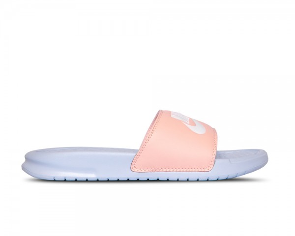 NIKE - BENASSI JDI - blauw/roze