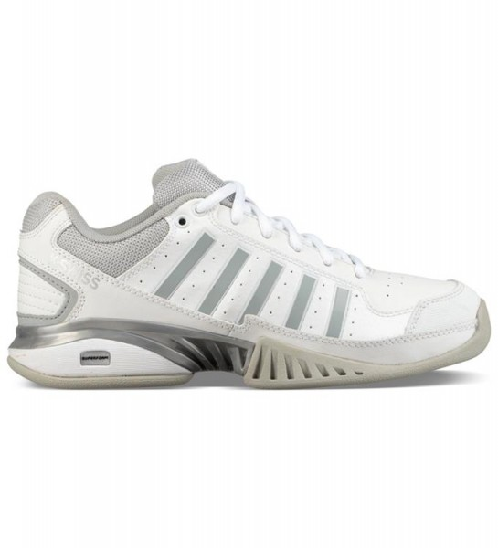 K-SWISS - RECEIVER IV CARPET tennisschoen women - wit