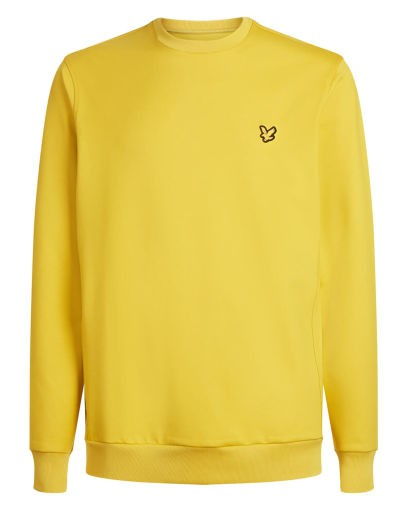 LYLE & SCOTT - SUPERWICK trui - geel