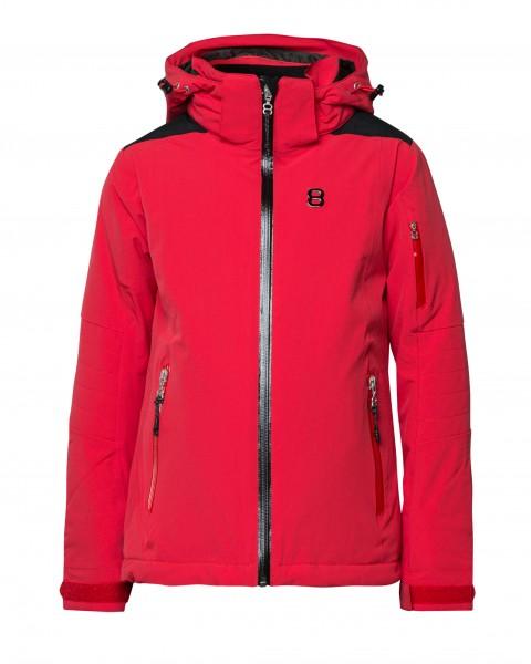 ALTITUDE 8848 - ADRIENNE jas - rood Haarlem