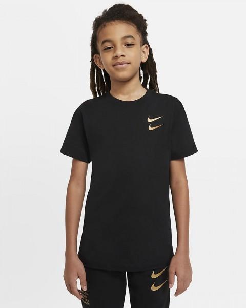 NIKE - SPORTSWEAR t-shirt kids - zwart