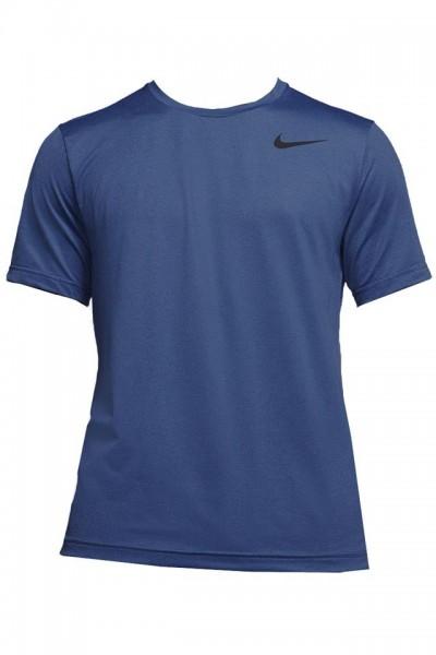 NIKE - PRO T-shirt - blauw - Haarlem