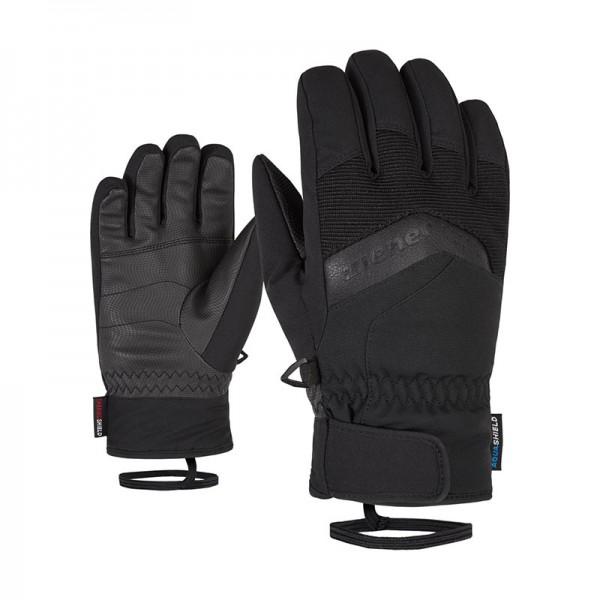 ZIENER - LABINO AS(R) handschoen - zwart - Haarlem