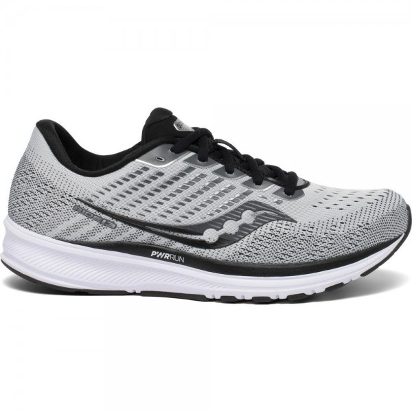 SAUCONY - Ride 13 Runningschoen men - grijs