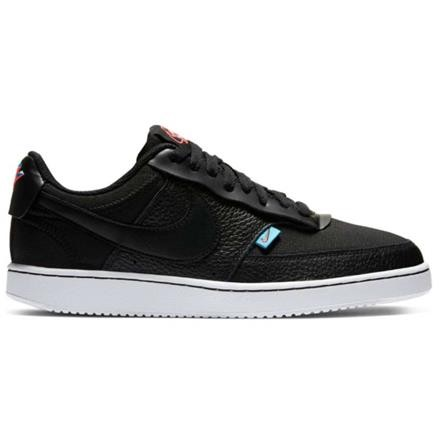 NIKE - Court Vision Low Premium Sneaker women - zwart