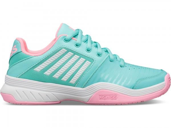 K-SWISS - COURT EXPRESS OMNI-ARUBA schoenen - licht blauw