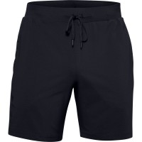 UNDER ARMOUR - SPEEDPOCKET runningshort men - zwart