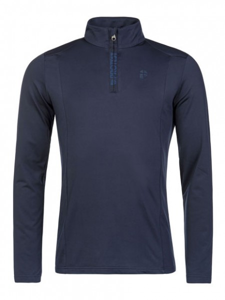 PROTEST - Willowy ski pulli - ground blue - donker blauw - Haarlem - 3710400