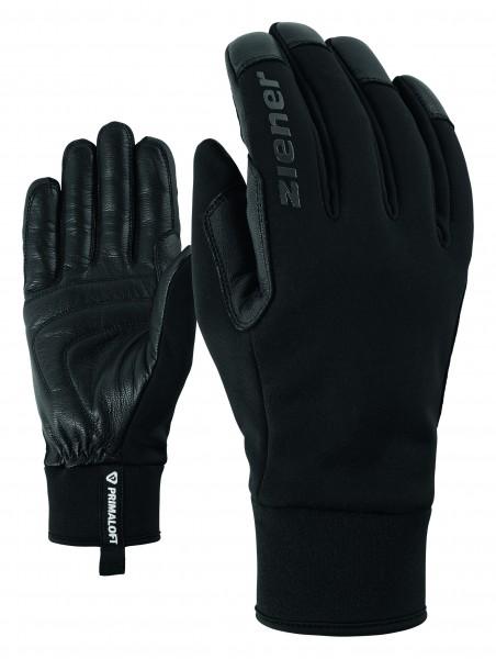 ZIENER - IDILIOS TOUCH handschoen - zwart