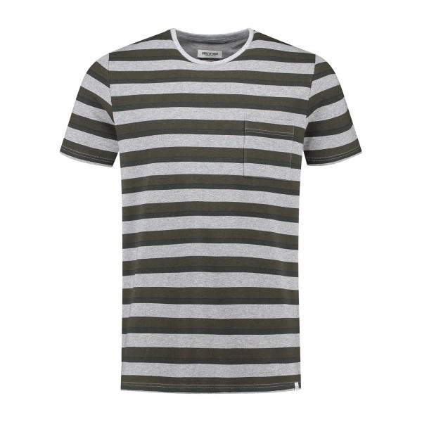 CIRCLE OF TRUST - ARNE T-shirt men - groen