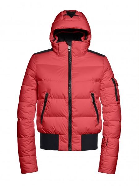 KOHANA jacket poppy red