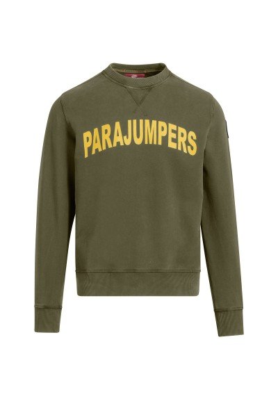 PARAJUMPERS - CALEB sweater - donker groen