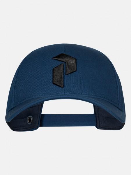 PEAK PERFORMANCE - RETRO cap - blauw