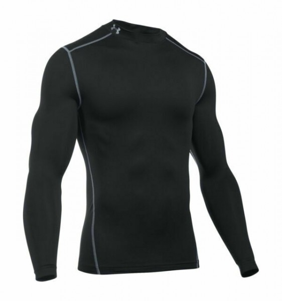 UNDER ARMOUR - COLD GEAR top - zwart