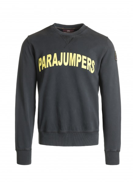 PARAJUMPERS - CALEB BOYS sweater - donker blauw