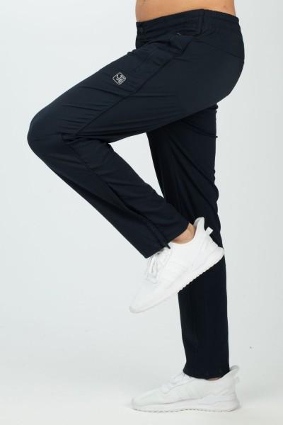 SJENG - JAMES LONG tennisbroek men - donkerblauw