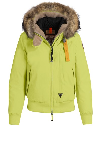 PARAJUMPERS - TRIBE women - geel
