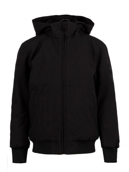 AIRFORCE - PADDED BOMBER jas boys - zwart