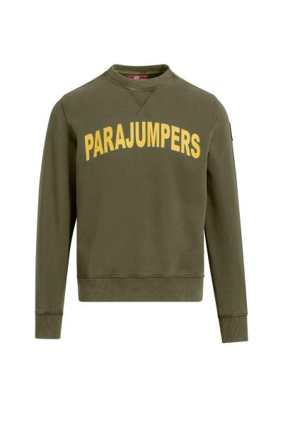PARAJUMPERS - CALEB sweater - groen - Haarlem