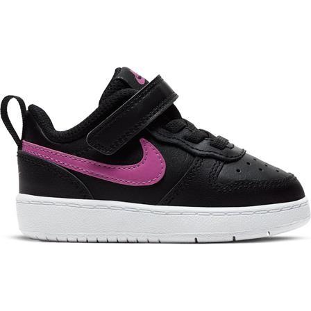 NIKE - COURT BOROUGH LOW 2 schoenen - zwart