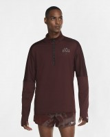 NIKE - ELEMENT RUN DIVISION hardlooptop men - rood