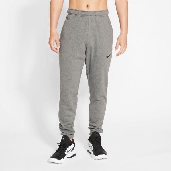 NIKE - DRI-FIT TAPERED broek men - grijs
