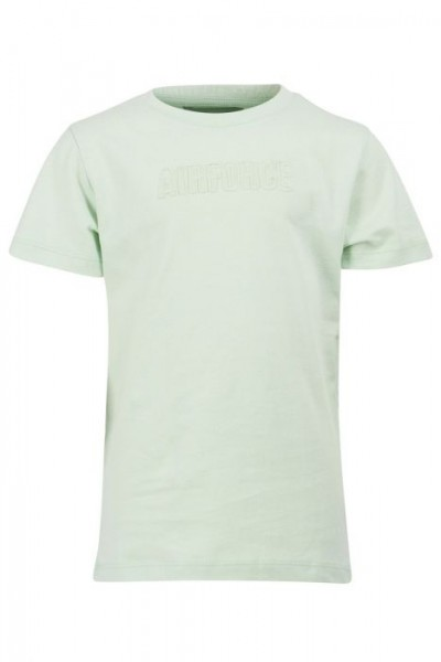 AIRFORCE - EMBOSS T-shirt - licht groen
