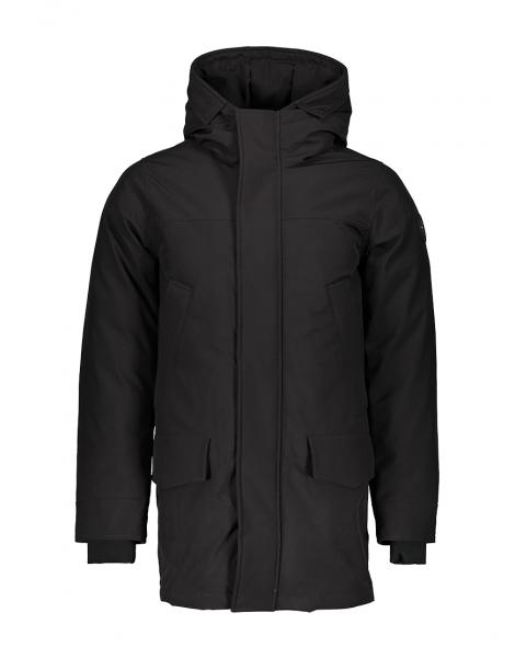 AIRFORCE - SOFTSHELL SNOW PARKA jas - zwart