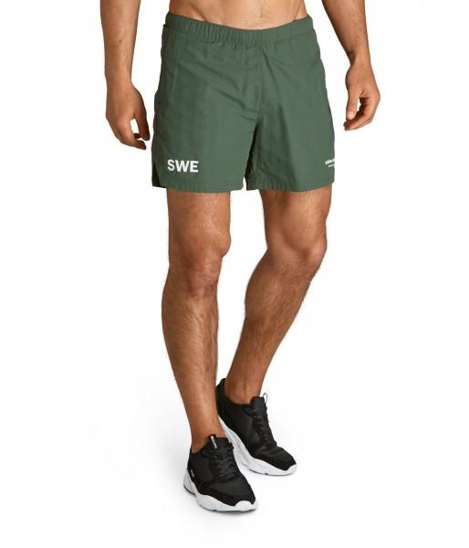 BJORN BORG - STHLM TRAINING SHORTS men - groen
