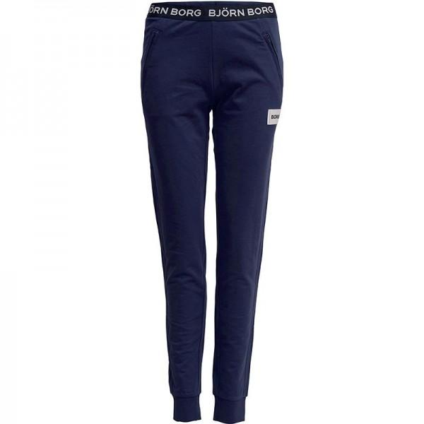 BJORN BORG - FELICIA broek - donker blauw