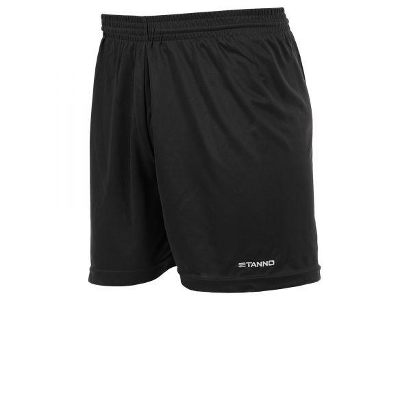 STANNO - CLUB short - zwart