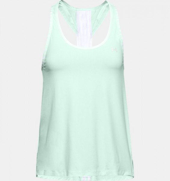 UNDER ARMOUR - KNOCKOUT top women - blauw
