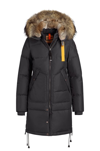 PARAJUMPERS - LONG BEAR WOMAN jas - grijs