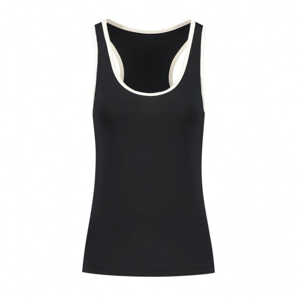 DEBLON - KATE top - zwart/wit