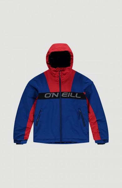 O'NEILL - FELSIC ski jas boys - blauw/rood