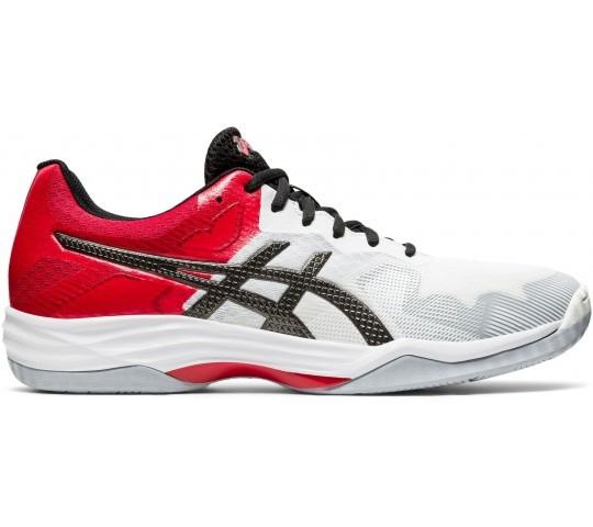 ASICS - Gel Tactic indoorschoen men - wit/rood