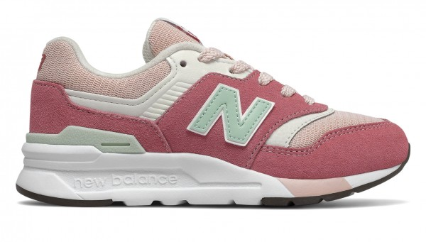 NEW BALANCE - 997H schoenen - roze