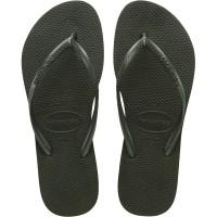 HAVAIANAS  - SLIM slippers women - groen