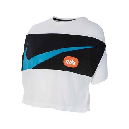 NIKE - SLEEVE top - wit